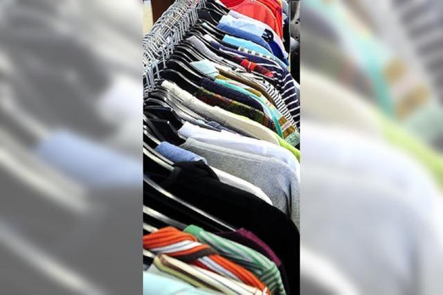Treffpunkt F veranstaltet seinen letzten Kleidermarkt