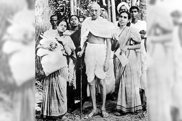 Mahatma Gandhis Werkausgabe erscheint