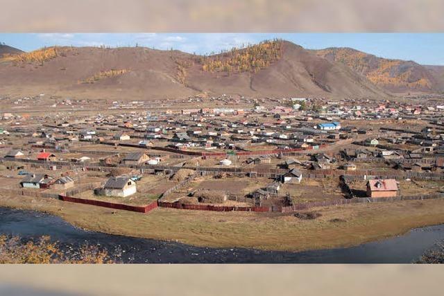 Der Schatz der Mongolen