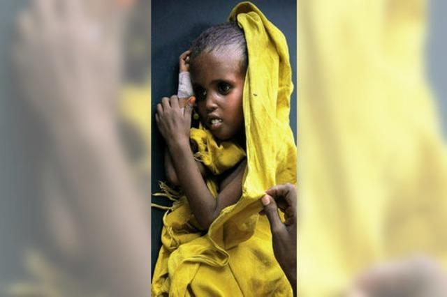 925 Millionen leiden Hunger
