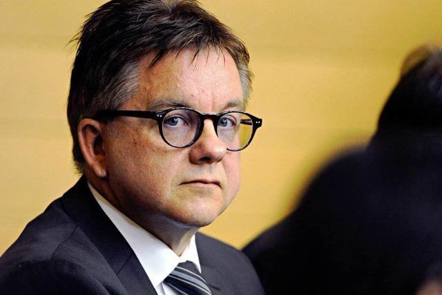 Wolf als Landtagspräsident nominiert – Stratthaus unterlegen