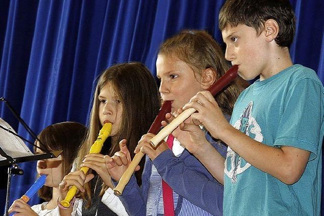 Musikverein Meißenheim hat keine Nachwuchssorgen