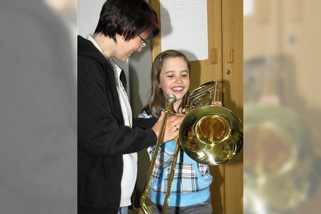 Lob für die Musikschule