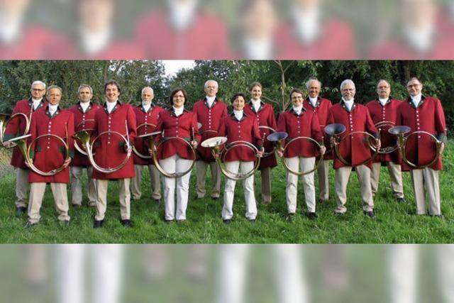 Musikalische Botschafter der Jagd