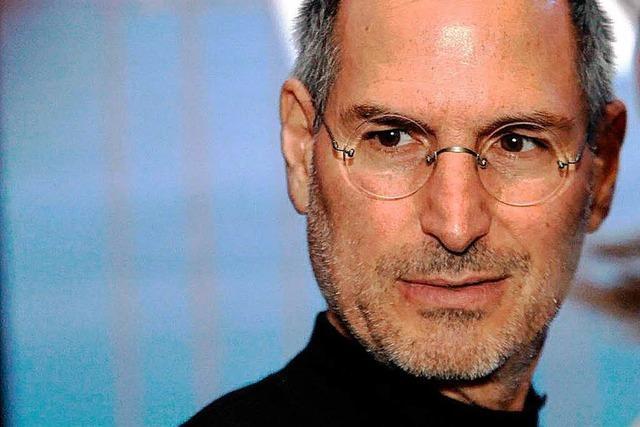 Steve Jobs Rollkragenpullover über Wochen ausverkauft