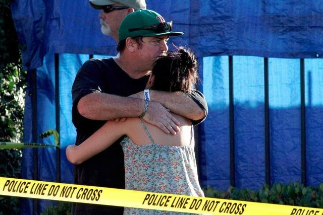 Acht Tote nach Schießerei im Friseursalon