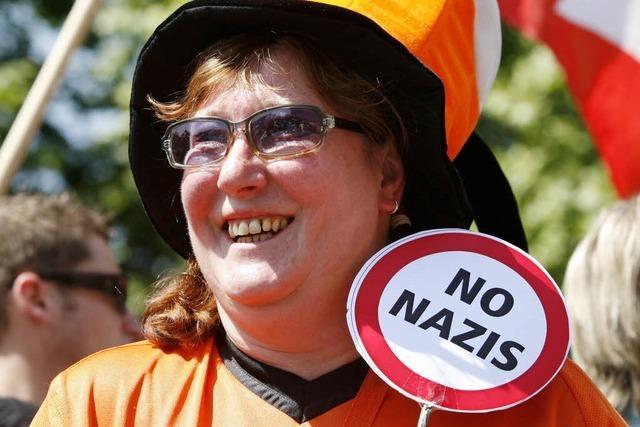 Geplante Neonazi-Demo: Polizei bereitet sich vor