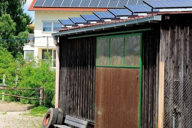 Das Solardorf Hochdorf