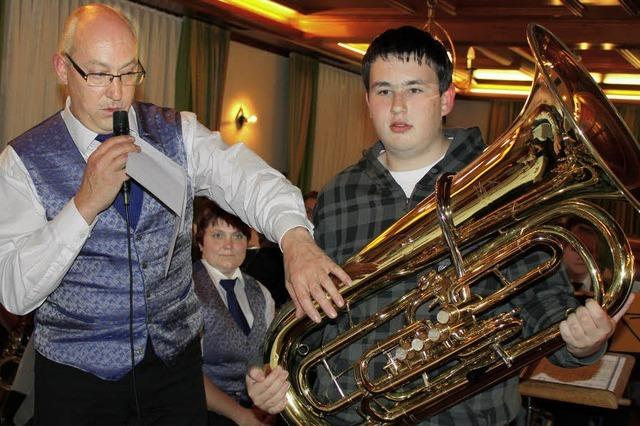 Starke Förderung für junge Musiker