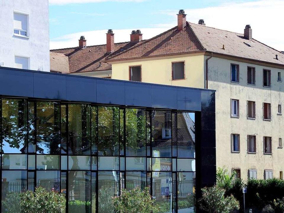 Foyer De Hotel : Stadtwachstum im westen freiburg west badische zeitung