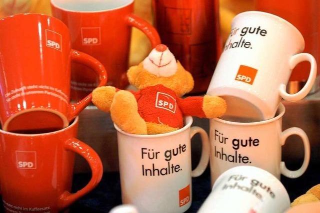 SPD-Parteitag in Offenburg: