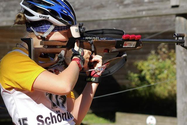 Annika Knoll beim Nordcup auf Spitzenplätzen