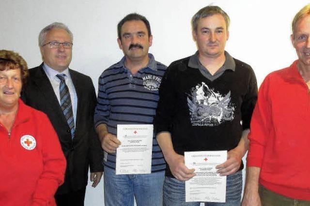 280 Blutkonserven kamen in Herrischried in einem Jahr zusammen