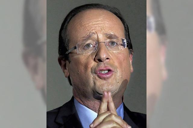 François Hollande: Der Anti-Sarkozy
