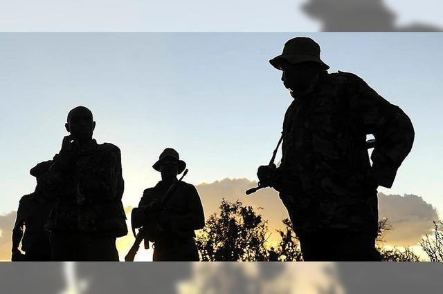 Kenia schickt Panzer nach Somalia