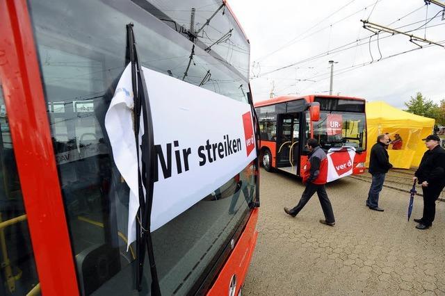 VAG-Streik: Einzelhändler fordern Notfahrplan