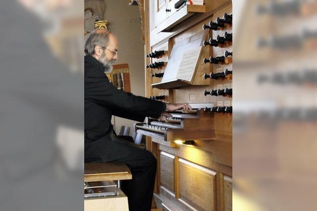 Überraschende Klänge für Freunde Bach'scher Musik