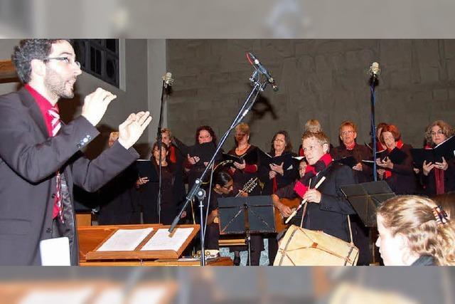 Kirchenchor sagt adieu