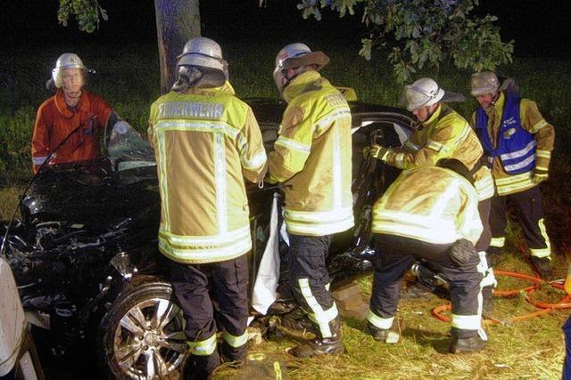 Modernes Gerät für die Unfallrettung