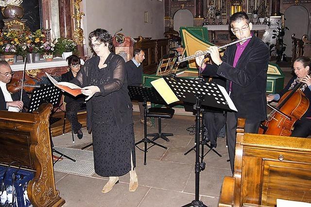 Klangerlebnis in der Kirche