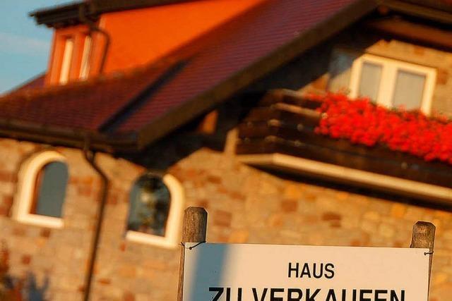 Dank der Schweizer boomt der Immobilienmarkt im Südschwarzwald