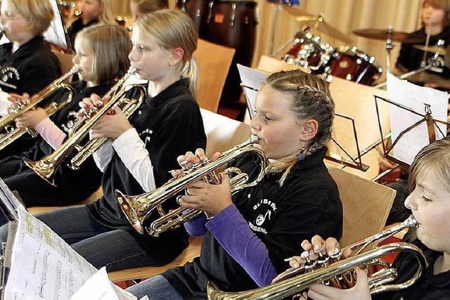 Die Saat musikalischer Talente geht auf