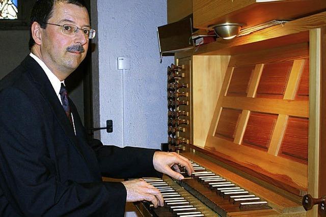 Kubak-Orgel klingt barock