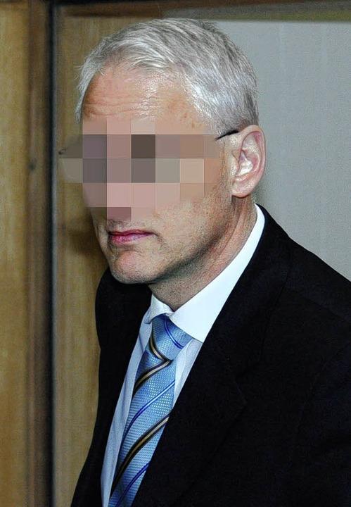 Markus W. legte vor dem Landgericht Bi...ollte aber nicht alle Mittäter nennen.  | Foto: Thomas F. Starke / Westfalen-Blatt