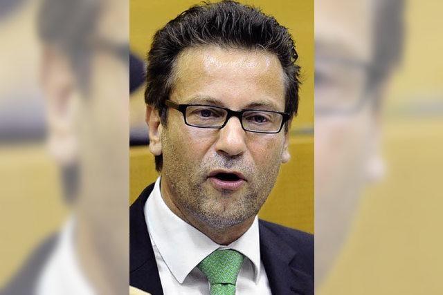 Hauk redet am Kreisparteitag