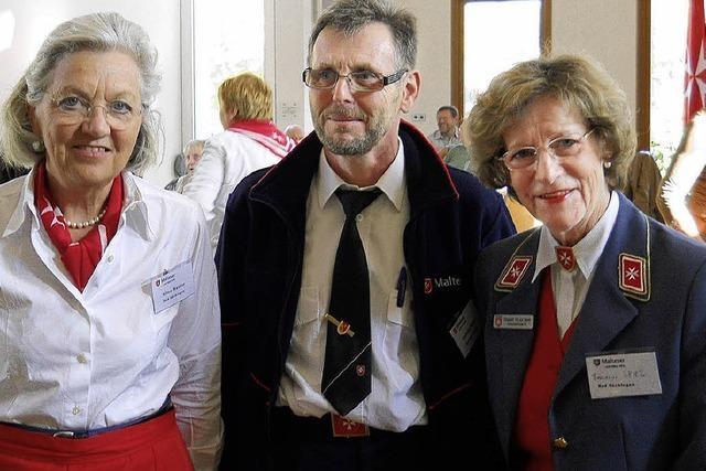 Zwei Jahrzehnte ehrenamtlicher Dienst für Bedürftige