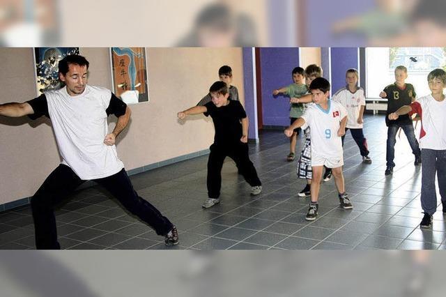 Vom Radiobau bis zu Karate im Flur