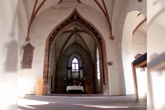 Dem Kirchenraum eine Seele geben