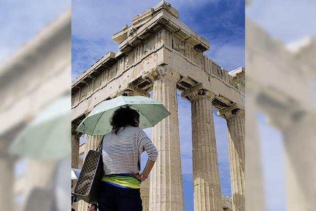 Ein Endspiel im Schatten der Akropolis