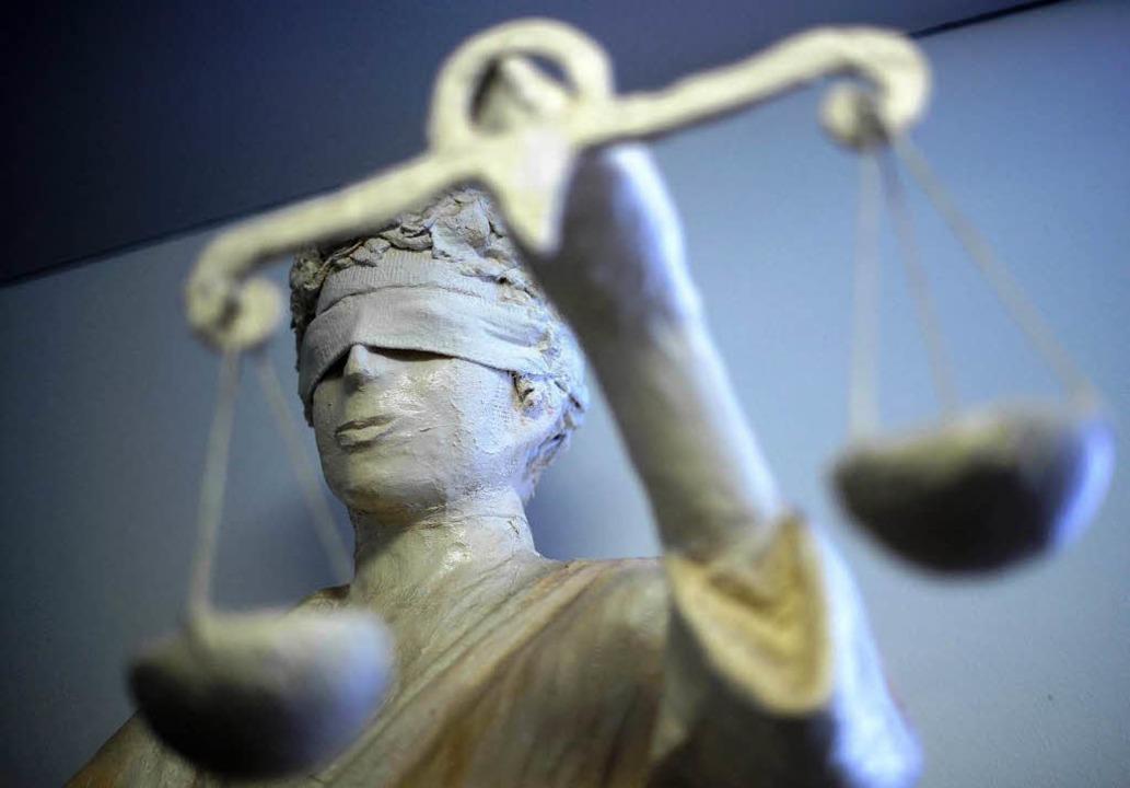 Vor Gericht: Der russische Historiker Michail Suprun.    Foto: dpa