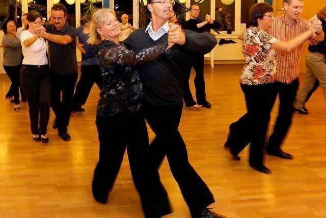 Tanzen in allen Variationen
