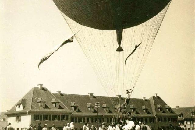Ballonstartplatz Haslach
