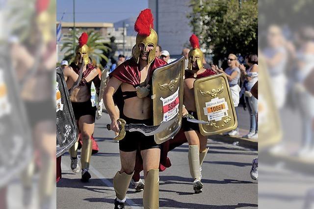 Athen ist schön – und kann anstrengend sein