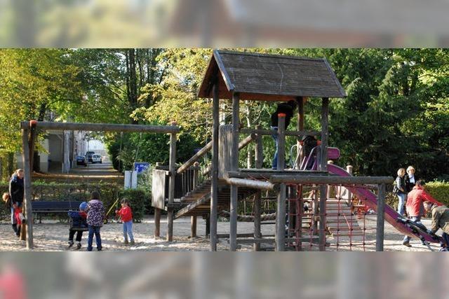 Ein Park – viele Interessen