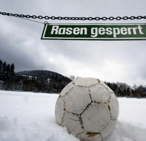 Winterpause Fußball
