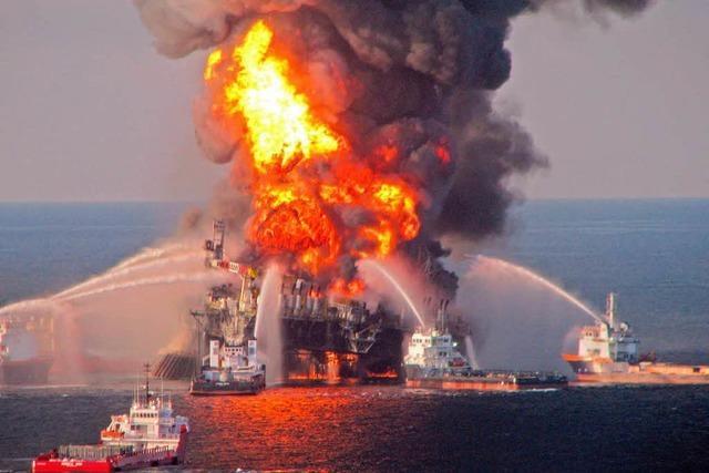 BP empört Umweltschützer