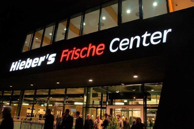 Hieber-Markt in Bad Krozingen ist eröffnet