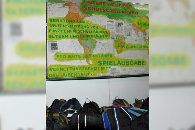 Schulsozialarbeit: Last wird verteilt