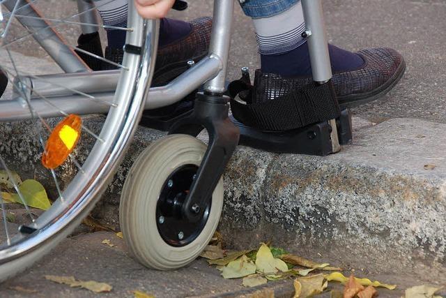 Viel getan für Behinderte