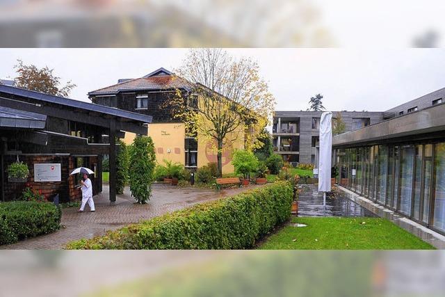 Laubenhof - Jung und Alt begegnen sich in einem Stadtteil
