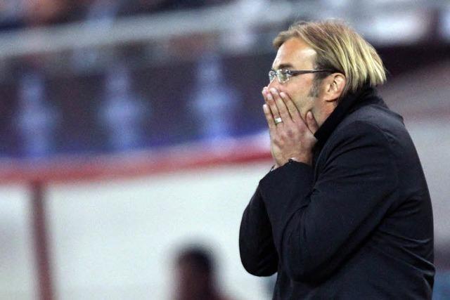 Ein schrecklicher Tag für Borussia Dortmund