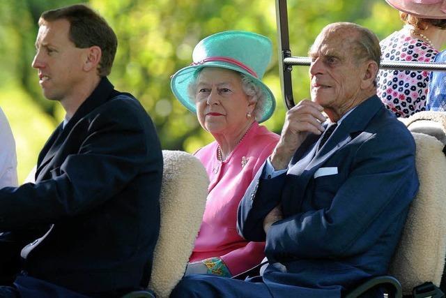 Regierungschefin verweigert der Queen den Knicks