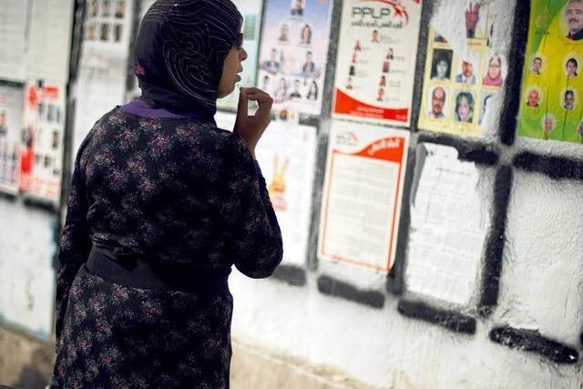 100 Parteien stehen in Tunesien zur Auswahl