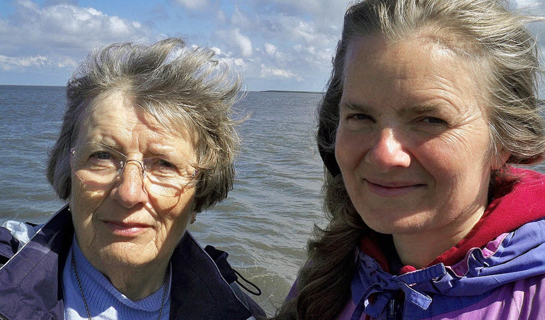 Die Filmemacherin und ihre Mutter: Karin und   Ilse Kaper  | Foto: kfilm