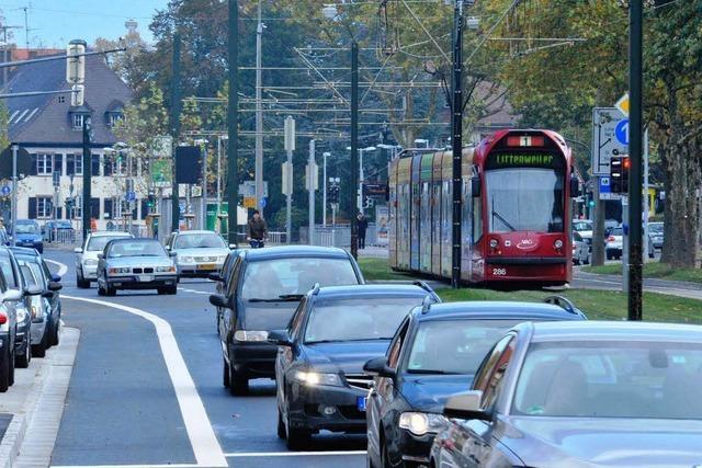 Verkehr auf der Schwarzwaldstraße rollt wieder