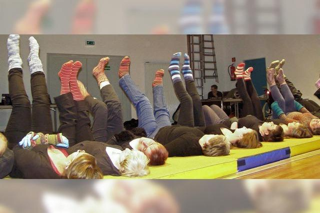 Lebenshilfe feiert mit Tanz und Gymnastik